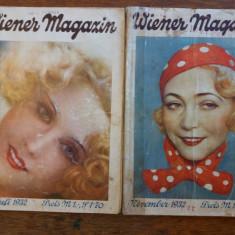 2 reviste Wieber Magazin in limba germana / R3P3F - Revista culturale