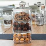 Borcan din Sticlă Triplu XL Bravissima Kitchen