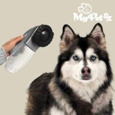 Aspirator pentru Păr de Animale Pet Vacuum - Perii Aspiratoare