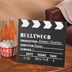 Director_s clapboard - Film SF