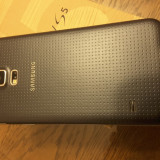 Samsung Galaxy S5 32GB black - Telefon mobil Samsung Galaxy S5, Negru, Neblocat, Single SIM