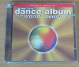 The Best Dance Album in the   Volume 8 (2 CDs) Sash!, Aqua, Blondie, CD, virgin records
