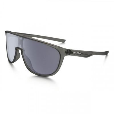 Ochelari de soare OAKLEY Trillbe Matte Grey Ink w/ Grey (OAK-OO9318-01) foto