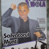 REVISTA FOTBAL FORZA VIOLA ( FC ARGES ) SALVATORUL MUNTI