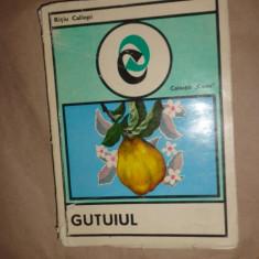 Gutuiul ( pomicultura ) 143pag/format 12x17cm- Ritiu Caliopi - Carti Agronomie