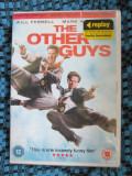 THE OTHER GUYS (1 DVD ORIGINAL, FILM COMEDIE cu WILL FERRELL - IN TIPLA!!!), Engleza