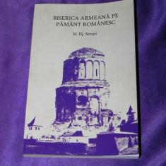 Biserica armeana pe pamant romanesc - H Dj Siruni (f0403 - Istorie