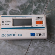 TENSIOMETRU OSC COMPACT 100 . MADE IN JAPAN, FUNCTIONEAZA . - Aparat monitorizare