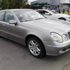 Mercedes Benz E 220 CDI, An Fabricatie: 2003, Motorina/Diesel, 286000 km, 2148 cmc