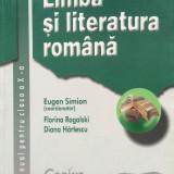 Limba si Literatura Romana. Manual Clasa a X-a deEugen Simion - Manual scolar, Clasa 10