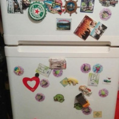 Combina frigorifica Zanussi