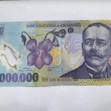 1000000 lei polymer XF-AUNC - Bancnota romaneasca