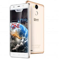 Telefon iHunt One Love - 4G, Dual SIM, 32GB/3GB RAM, 13MP, Android 6.0, Auriu - Telefon mobil Dual SIM, Neblocat, Quad core