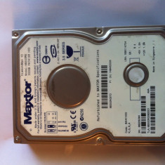 HDD 300 GB Maxtor DiamondMax IDE - Hard Disk Maxtor, 200-499 GB, Rotatii: 7200, 16 MB