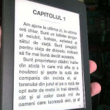 Kindle Paperwhite, Ebook Reader + Husa + Carti - eBook Reader Kindle Paperwhite Amazon