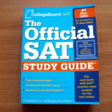 The Official SAT study guide - College Board - Certificare