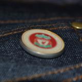 Pantaloni 3 sferturi Liverpool (L.F.C) originali (brand echipa), noi - Bermude barbati, Marime: M, Culoare: Negru