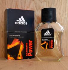 Parfum Adidas - Extreme Power - Eau De Toilette 50ML , produs folosit ! #471 foto
