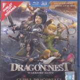 Film Blu Ray 3D: Dragonnest - Warriors' Dawn ( sigilat - dublat in romana ) - Film animatie