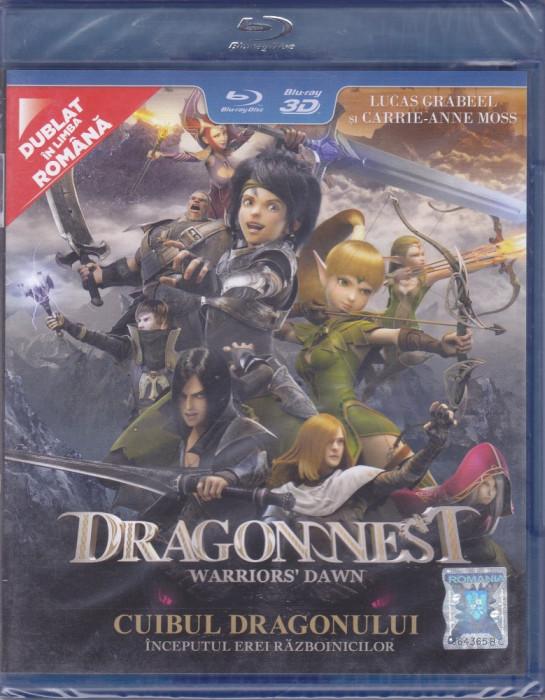 Film Blu Ray 3D: Dragonnest - Warriors' Dawn ( sigilat - dublat in romana )