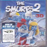 Film Blu Ray 3D + 4K: The Smurfs 2 (sigilat - dublat in romana ) - Film animatie