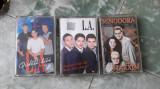 L.A.  SI MINODORA ,LOT TREI CASETE, Casete audio