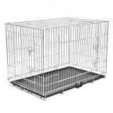Cușcă pliabilă pentru câini, mărime XXL - Cusca, cotet, tarc si colivie