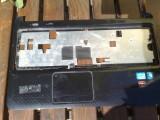 Palmrest + touchpad laptop hp dv6 seria 3000  - 640458-001
