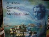 Disc vinil - Teatru - Contele de Monte Cristo   - 2 discuri