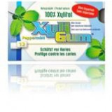 Guma de Mestecat Peppermint 100% Xylitol cu Menta Pronat 12buc Cod: bg229132