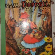 Fratii Grimm - Povesti ( 97 povesti ) 670pagini - Carte de povesti