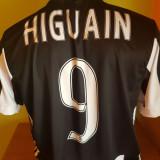 TRICOU HIGUAIN JUVENTUS SEZON 2017-2018 MARIMI XS, S, M, L, XL - Tricou echipa fotbal, Marime: L, M, S, Culoare: Din imagine