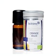 Ulei Esential de Portocala Bio Ladrome 10ml Cod: 3486330017968 - Ulei aromaterapie