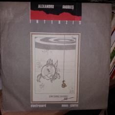 Disc vinil  - ALEXANDRU ANDRIES