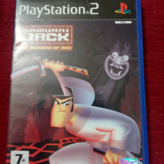 Joc PS2 Samurai Jack-The shadow of Aku - Jocuri PS2 Sega