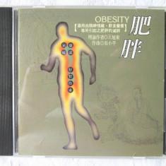"""CD Muzica Terapeutica Psihosomatica Chineza """"OBESITY"""""""