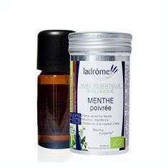 Ulei Esential de Menta Bio Ladrome 10ml Cod: 3486330017937 - Ulei aromaterapie