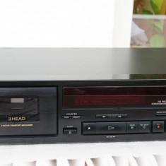 Casetofon deck 3 capete Sony TC-K490 defect - Deck audio