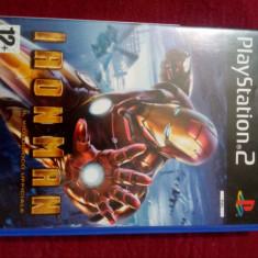 Joc PS2 Iron Man - Jocuri PS2 Sega