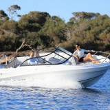 Barca Jeanneau Cap Camarat 5.5BR cu motor Yamaha F100