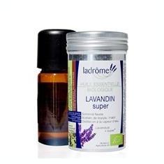 Ulei Esential de Lavandin Bio Ladrome 10ml Cod: 3486330027257 - Ulei aromaterapie