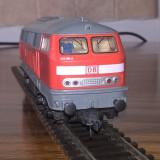Locomotiva diesel BR 218 PIKO - Macheta Feroviara, 1:87, HO, Locomotive