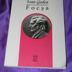 Gheorghe Focsa - O viata de muzeograf - Ioan Godea (f0477