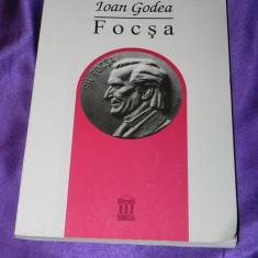 Gheorghe Focsa - O viata de muzeograf - Ioan Godea (f0477 - Carte Arta populara