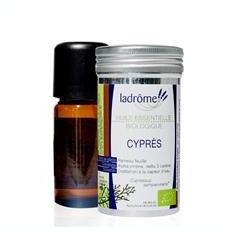 Ulei Esential de Chiparos Bio Ladrome 10ml Cod: 3486330017883 - Ulei aromaterapie