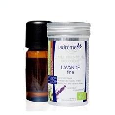 Ulei Esential de Lavanda Fina Bio Ladrome 10ml Cod: 3486330017920 - Ulei aromaterapie