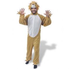 Costum de carnaval leu, mărimea XL-XXL - Costum carnaval