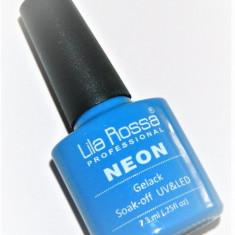 UV Oja Canni SEMIPERMANENTA LILA ROSSA NEON / UV SOAK - OFF NR. 3