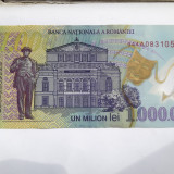 100000 lei Polymer foarte frumoasa XF-AUNC - Bancnota romaneasca