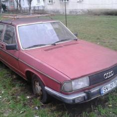 Autoturism vintage Audi 100, An Fabricatie: 1981, Benzina, 177000 km, 1600 cmc